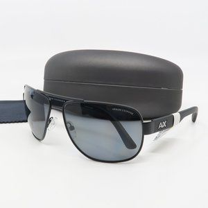 AX 2012S 6063/81 Armani Exchange Matte Black Polar